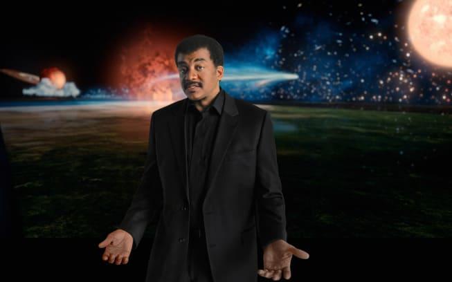 Cosmos - Uma Odisséia do Espaço-Tempo 2014 Série 720p HDTV completo Torrent