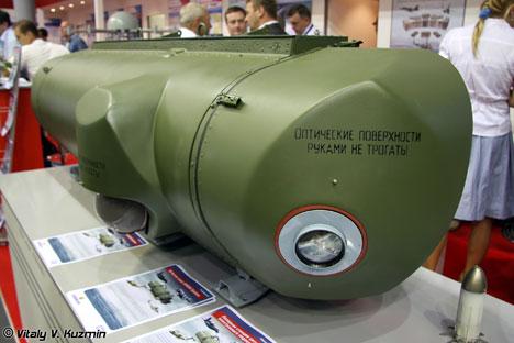 Rusia Akan Lindungi Pesawat dari Misil
