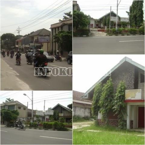 Rumah Disewakan Tepi Jalan Di Yogya