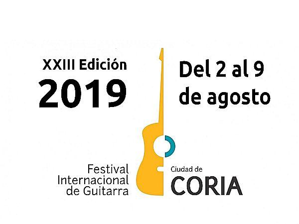 Festival Internacional de Guitarra Clásica   'Ciudad de Coria'