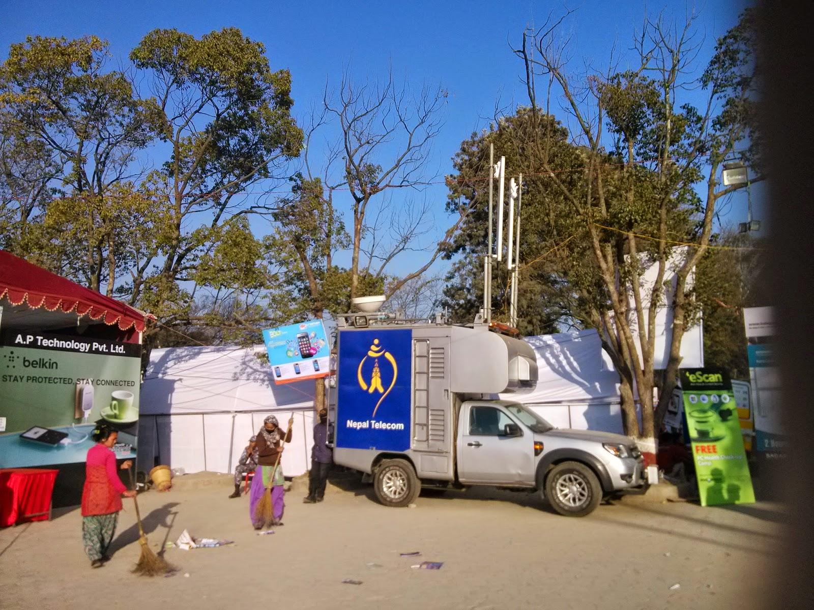Can Info-tech 2015 at Bhrikutimandap (with photos)