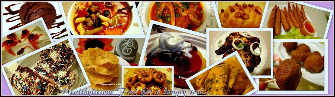 Delicious Recipes 4m Pranati&#39;s Kitchen