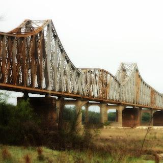 Ponte do Entroncamento, em Cacequi, RS