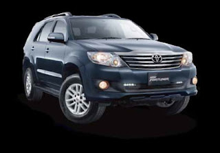 new fortuner vn turbo