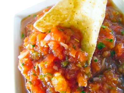 how to make mexican salsa