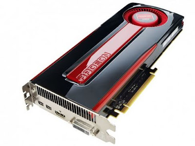 AMD Radeon HD 7970 Graphics Card Now Officially Available