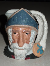 Royal Doulton Toby Jug Don Quixote D6460
