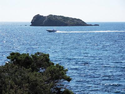Ibiza scenary