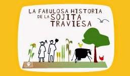 Leer y compartir - La Fabulosa Historia de la Sojita Traviesa