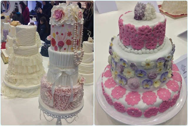 Cake and Bake Show Manchester 2013 - Cakewalk