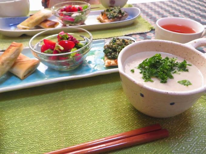 9月のGREENキッチン-スパイス&ハーブ広島-