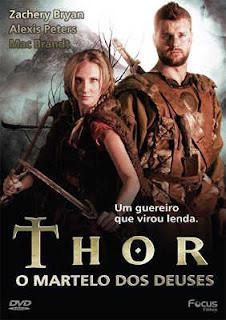 Thor: O Martelo dos Deuses Dublado