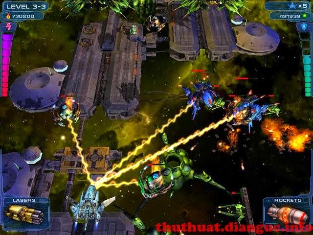 Download game bắn súng AstroAvenger 2 2.07 cực hay