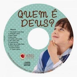 CD Quem é Deus?