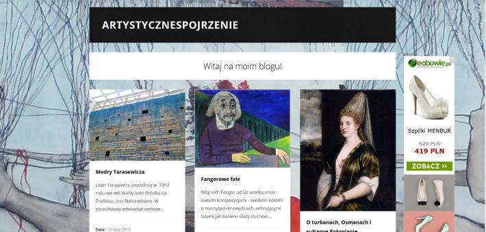 www.artystycznespojrzenie.blog.pl
