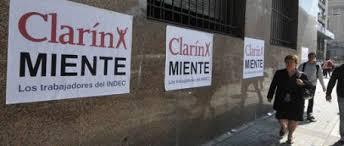 Un claro concepto del enfrentamiento con Clarín