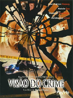 Filme Poster Visão do Crime DVDRip XviD Dual Audio & RMVB Dublado