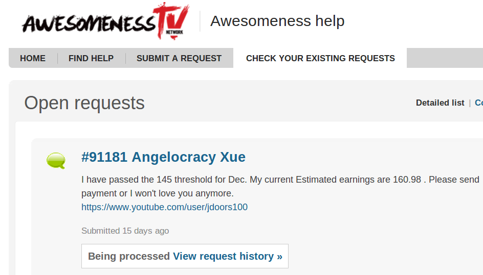 awesomeness tv youtube partnership