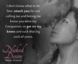 Naked Desire: PART ONE