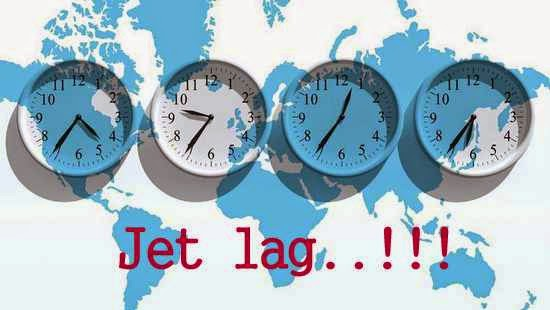 jet lag dan post vacation stress bila balik bercuti di Eropah bersama Awesomazing Team dan Team Hebat Berniaga Online