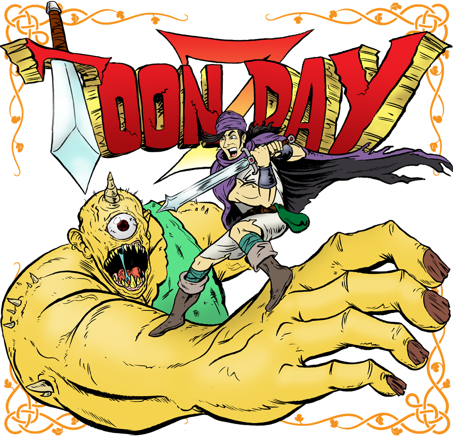 toONzDay.CoM - The Art & Comics of Jarrod L. Perez