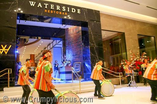 waterside restobar