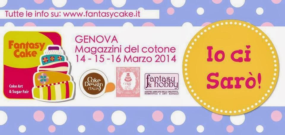 FANTASY CAKE 2014