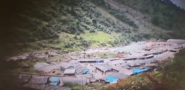 Uttarakhand Mounatains Enchroached By Humans