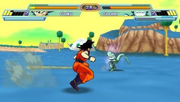 dragon ball z another road psp iso free download