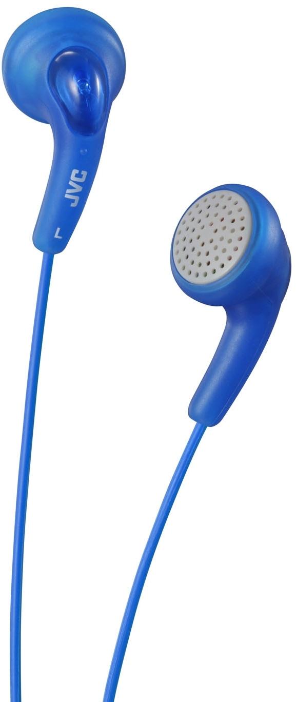 Jvc earbuds gummy purple - purple headphones for teens