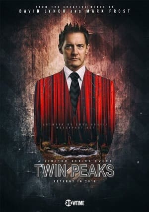 Twin Peaks - 3ª Temporada Séries Torrent Download capa