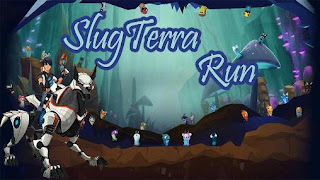 Screenshots of the Slugterra runSlugterra run for Android tablet, phone.