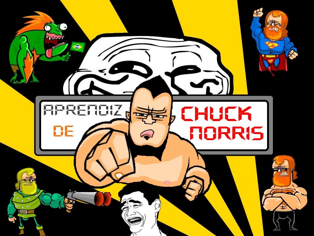 Aprendiz de Chuck Norris