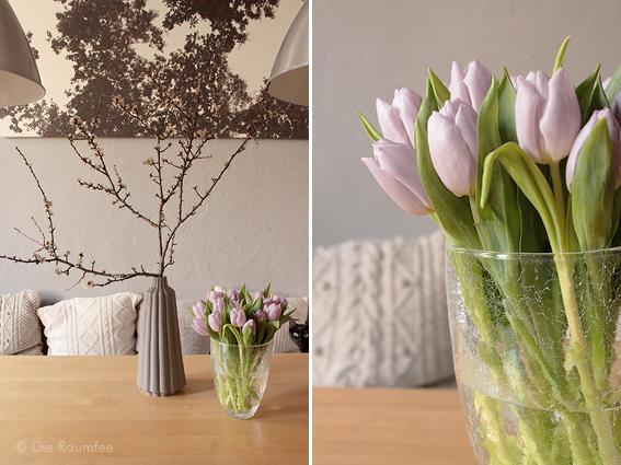 raumfee schlehenfr hlingstulpenrosa. Black Bedroom Furniture Sets. Home Design Ideas