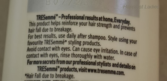 Tresemme-hair-fall-defense-conditioner-+-Henna-for-hair