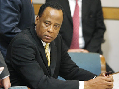 Dr. Conrad Murray to be Released Early From Prison