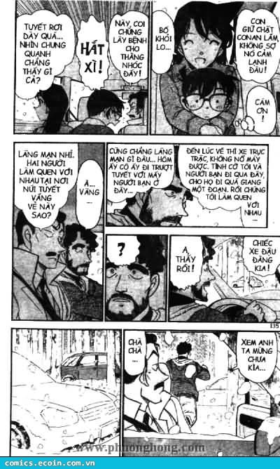 Detective Conan - Thám Tử Lừng Danh Conan chap 508 page 15 - IZTruyenTranh.com