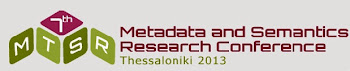 MTSR 2013: 7th Metadata and Semantics Research Conference