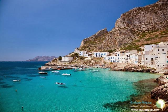 جزيرة سيسيلي الرائعة