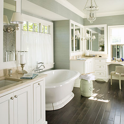 South Shore Decorating Blog: Fantastic Master Bathrooms