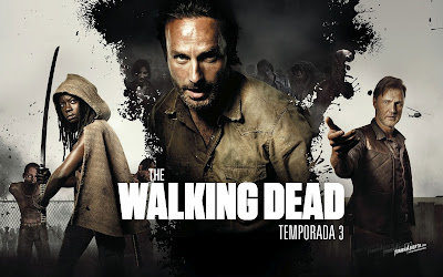 The Walking Dead - Temporada 3 - Audio Latino