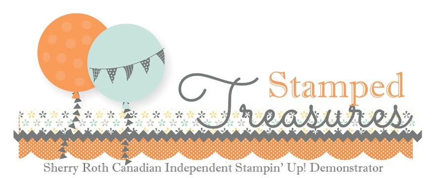 "Sherry""s Stamped Treasures"