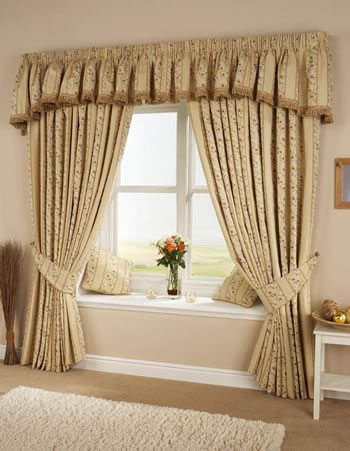 Discover Curtain Styles And Window Treatment Ideas