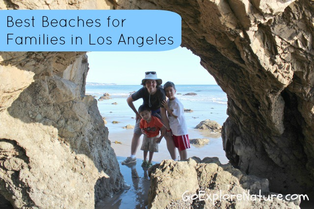 Best Beaches for Families in Los Angeles
