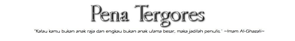 Pena Tergores