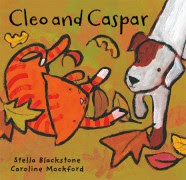 Cleo and Caspar l Barefoot Books-LadyD