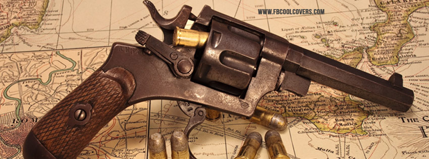 Free New Gun Facebook Cover Photo Download