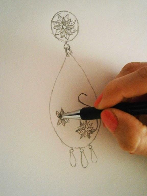 Diseñando la joya