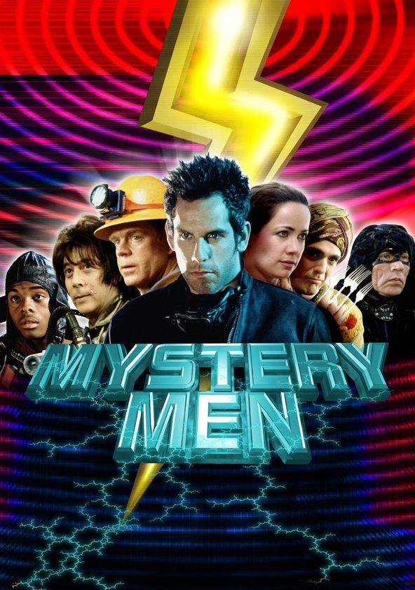 Mystery Men (1999) มิสเตอรี่ เมน ฮีโร่พลังแสบรวมพลพิทักษ์โลก