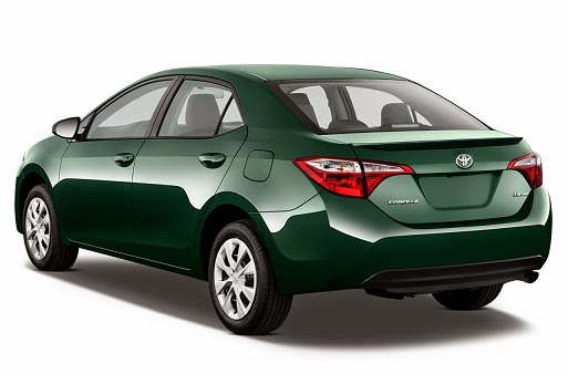 2014 Toyota Corolla Review : Pricing, Features U0026 Specs